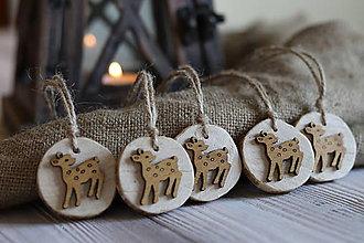 Dekorácie - Vianočné ozdoby - 11001288_