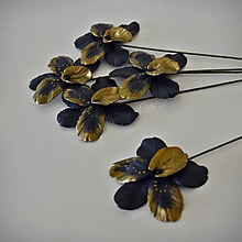Dekorácie - Luxusná svadba III. - kvet do kytice - 11002310_