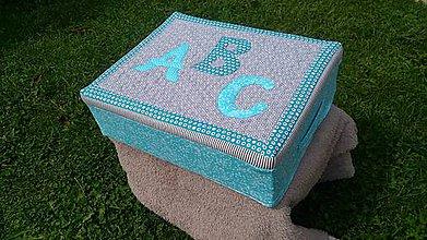 Úžitkový textil - Praktický detský podsedák - 11002239_