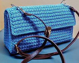 Kabelky - Háčkovaná kabelka - 11002795_