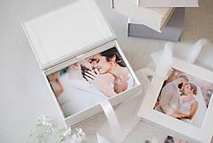 Darčeky pre svadobčanov - Fotobox Enya na foto13 x 18 cm - 11001036_