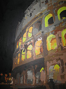 Obrazy - Koloseum - 11002194_