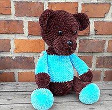 Hračky - Medveď dolphin - 11003059_