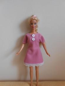 Hračky - Šaty pre barbie - 11001541_