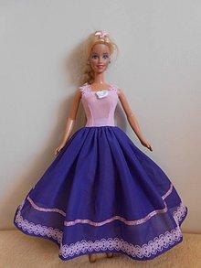 Hračky - Šaty pre barbie - 11003399_