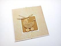 Papiernictvo - Pohľadnica ... Vitaj človiečik - 11005121_