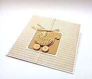 Papiernictvo - Pohľadnica ... Vitaj človiečik - 11005122_