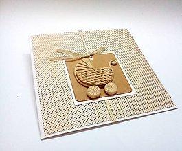 Papiernictvo - Pohľadnica ... Vitaj človiečik - 11005120_