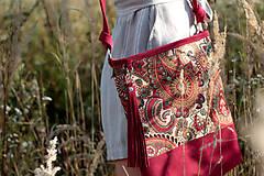 Kabelky - Veľká_kožená_tapiseri_ZĽAVA - 11004621_