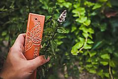 Dekorácie - Zápich velký eukalypt - 11004686_