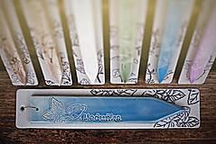 Dekorácie - Zápich velký eukalypt - 11004689_
