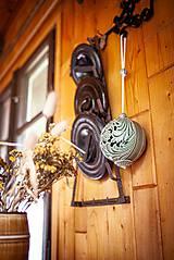 Dekorácie - Aroma difuzér velký patina burel - 11005459_