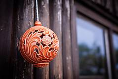 Dekorácie - Aroma difuzér velký patina burel - 11005460_