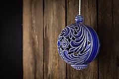 Dekorácie - Aroma difuzér velký královská modř - 11005488_