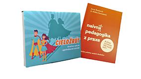 Knihy - Kniha Naivná pedagogika z praxe a Cieľožrút - 11005702_