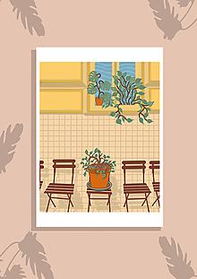Grafika - Kaviareň - 11003826_