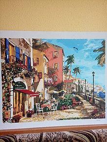 Obrazy - maľovaný obraz - 11006531_
