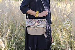 Kabelky - Malá_kožená_TAPISERI - 11007187_