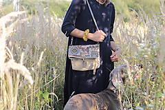 Kabelky - Malá_kožená_TAPISERI - 11007197_