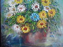 Obrazy - V kvetináči - 11007726_