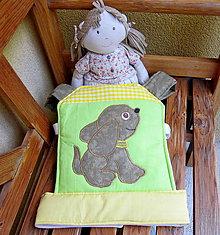 Hračky - Hafan - nosič pre bábiku - 11008266_