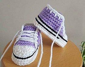 Topánočky - Tenisky so zúbkami - 11011430_
