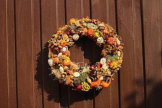 Dekorácie - Jeseň sa blíži - 11009981_