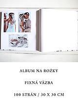 Papiernictvo - Vintage fotoalbum - 11009472_