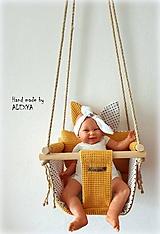 Textil - Hojdačka pre najmenších - 11011456_