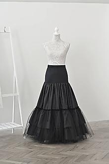 Sukne - Spodnička pod šaty/sukňu - 11010399_