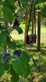 Kabelky - Dámska kabelka (Hnedá (E)) - 11011035_