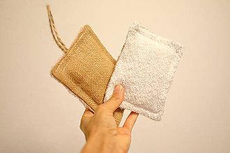 Úžitkový textil - (ne)špongia 2ks - 11009477_