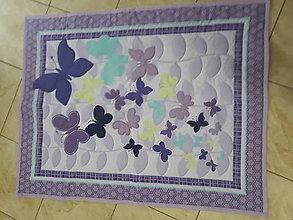 Textil - Detská deka - prehoz - 11010440_