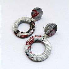 Náušnice - Náušnice kruhy - 11009164_