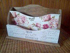 Pomôcky - Marche aux fleurs na poštu - 11012708_