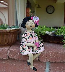 Bábiky - Frida...bábika - 11012389_