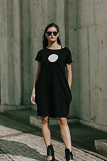 Šaty - FNDLK úpletové šaty 420 BKkL - 11012356_