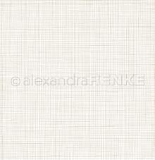 Papier - Vzorovaný papier A. Renke Károvaná zlatá - 11013350_