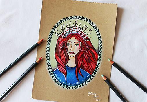 Kráľovná všetkého magického