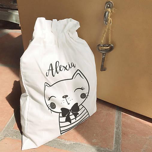 Vrecko LiLu - mačička