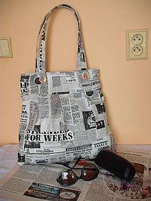 Veľké tašky - Aileen - veľká taška - 11012894_