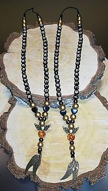 Iné šperky - Prívesok alebo amulet do auta  s textom   na želanie s textom menom alebo dátumom aj farebne podla vašeho priania - 11015868_