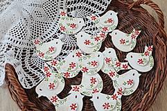 Magnetky - Romantické magnetky - 11015790_