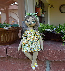 Bábiky - Beatka...bábika - 11014881_