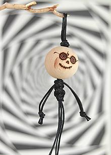 Iné doplnky - HARRY - Creepy doll miniature - 11015154_