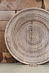 Nádoby - Set dubových mís - 11015970_