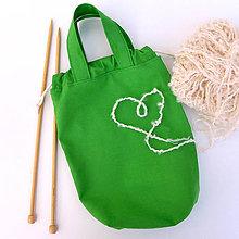 Iné tašky - Tvoritaška pre priadky - 11014575_