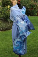 Šaty - Maľba na šaty... - 11016397_