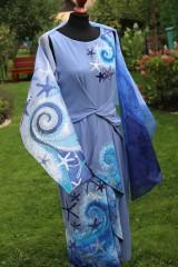 Šaty - Maľba na šaty... - 11016399_