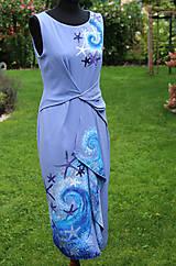 Šaty - Maľba na šaty... - 11016439_